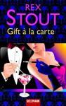 Gift a la Carte - Rex Stout
