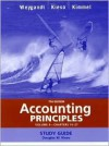 Accounting Principles, With Pepsi Co Annual Report, Study Guide, Volume Ii, Chapters 14 27 - Jerry J. Weygandt, Donald E. Kieso, Paul D. Kimmel