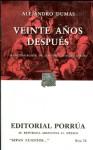 Veinte Años Después. (Sepan Cuantos, #75) - Alexandre Dumas