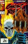 Ghost Rider #38 The Return of Scarecrow! - Howard Mackie, Mike Manley