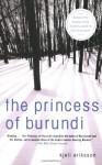 The Princess of Burundi - Kjell Eriksson, Ebba Segerberg