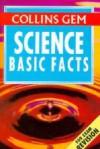 Collins Gem - Science Basic Facts - Derek McMonagle
