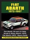 Fiat Abarth 1972-1987 - R.M. Clarke