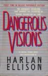 Dangerous Visions Tr - Harlan Ellison, Isaac Asimov, Robert Silverberg, Lester del Rey