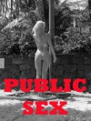 PUBLIC SEX (Five Sex in Public Erotica Stories) - Jane Kemp, Nancy Brockton, Julie Bosso, Veronica Halstead, Tracy Bond
