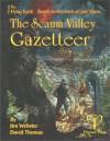 The Scaum Valley Gazetteer - Jim Webster, David Thomas