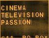 Cinema/Television/Passion - M. Kitchell