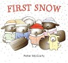 By Peter McCarty First Snow [Hardcover] - Peter McCarty