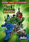 Share Your Universe Hulk: Agents Of Smash - Paul Dini, Man of Action, Various