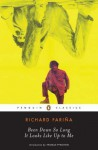 Been Down So Long it Looks Like Up to Me - Richard Fariña, Thomas Pynchon
