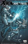 X-Men: To Serve and Protect #3 (of 4) - Christopher Yost, Marc Guggenheim, Nick Abadzis, Giuseppe Camuncoli, Derec Donovan, Eric Koda, Steven Sanders, Dalibor Talajic