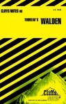 Thoreau's Walden (Cliffs Notes) - Joseph R. McElrath Jr., Henry David Thoreau, CliffsNotes
