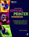 Hewlett-Packard Official Printer Handbook - Mark L. Chambers, Mark Chambers
