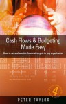 Cash Flows & Budgeting Made Easy - Peter Taylor