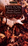 Paradise Lost and Paradise Regained - John Milton, Christopher Ricks