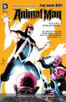 Animal Man Vol. 5: Evolve or Die! (The New 52) - Jeff Lemire, Rafael Alburquerque, Travel Foreman