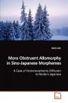 Mora Obstruent Allomorphy in Sino-Japanese Morphemes - Mark Irwin