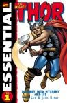 Essential Thor: V. 1 (Tpb Vol 1) - Stan Lee, Jack Kirby