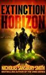 Extinction Horizon (The Extinction Cycle Book 1) - Aaron Sikes, Nicholas Sansbury Smith