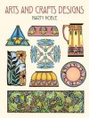 Arts and Crafts Designs (Dover Pictorial Archive) - Marty Noble