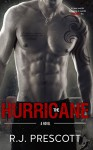 The Hurricane - R.J. Prescott, Jenny Sims Editing 4 Indies, Louisa Maggio LM Cover Creations