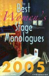 The Best Women's Stage Monologues - D.L. Lepidus