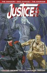 Justice, Inc. Volume 1 - Giovanni Timpano, Michael Uslan, Alex Ross