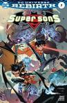 Super Sons (2017-) #2 - Peter J. Tomasi, Alejandro Sanchez, Jorge Jimenez