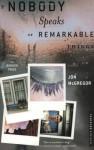 If Nobody Speaks of Remarkable Things - Jon McGregor