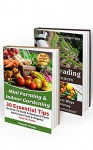 Mini Farming & Indoor Gardening BOX SET 2 IN 1: 45 Tips On How To Build A Backyard Farm And Grow Fresh & Organic Food And Make Money From Your Homestead: ... farming, How to build a chicken coop,) - Pamela Young