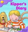 Kipper's Diary - Roderick Hunt, Alex Brychta