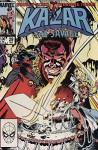 Ka-zar the Savage #29 (A Match Made in Hell) - Mike Carlin, Ron Frenz, Armando Gil