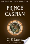 Prince Caspian: The Return to Narnia - C.S. Lewis, Pauline Baynes