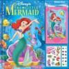 The Little Mermaid Storybook and Music Box - Wendy Wax, Walt Disney Company