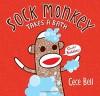 Sock Monkey Takes a Bath - Cece Bell, Cece Bell