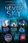 Under the Never Sky: The Complete Series Collection: Under the Never Sky, Roar and Liv, Through the Ever Night, Brooke, Into the Still Blue (Under the Never Sky Trilogy) - Veronica Rossi