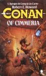 Conan of Cimmeria - Robert E. Howard, L. Sprague de Camp, Lin Carter
