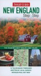 Insight Guides New England Step by Step: The Regions Best Walks and Tours - Simon Richmond, Insight Guides
