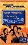 West Virginia University 2012: Off the Record - Jessica Murphy, Matthew Bretzius