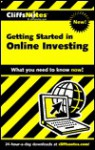 Cliffsnotes Getting Started in Online Investing - Kathleen Sindell, CliffsNotes