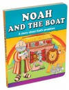 Noah and the Boat: A Story about God's Promises - Carolyn Larsen, Caron Turk