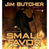 Small Favor (The Dresden Files, #10) - Jim Butcher, James Marsters