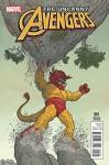 Uncanny Avengers #1 Darrow Kirby Monster Variant - Gerry Duggan, Ryan Stegman
