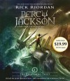 The Lightning Thief[LIGHTNING THIEF 8D][UNABRIDGED][Compact Disc] - RickRiordan