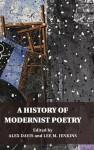 A History of Modernist Poetry - Alex Davis, Lee M. Jenkins