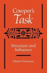 Cowper's 'Task': Structure and Influence - Martin Priestman