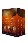 Once Upon a Desert Moon: Three Book Collection - Volume 1 (The Wolves of Twin Moon Ranch) - Anna Lowe