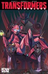 Transformers: Windblade (2015-) #7 - Mairghread Scott, Corin Howell, Priscilla Tramontano