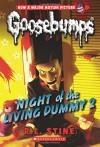 Classic Goosebumps #25: Night of the Living Dummy 2 - R.L. Stine