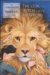 The Lion, the Witch and the Wardrobe (Chronicles of Narnia, #2) - C.S. Lewis, Pauline Baynes